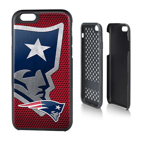 New England Patriots iPhone 6 Plus Rugged Phone Cover Durable NFL NEW!! Apple