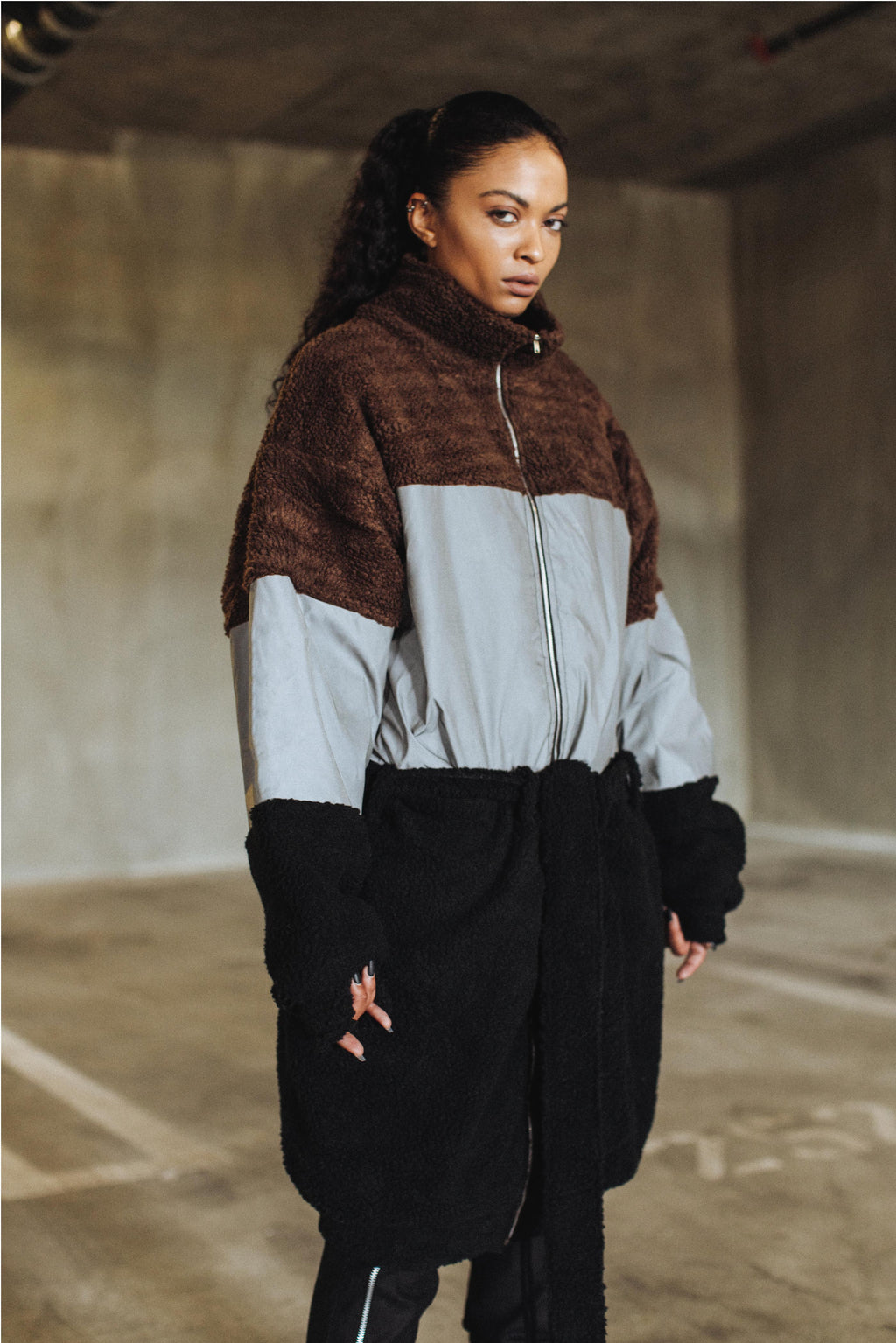 Sherpa 3M Belted Trench