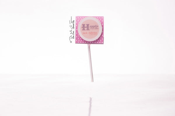 Happily Ever After Organic Lollipops