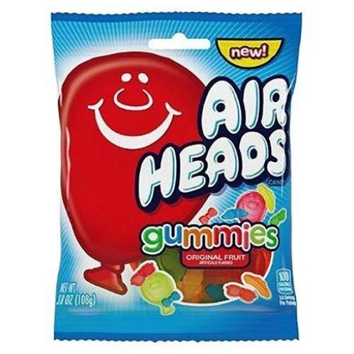 Airheads Gummies Gummy Candy