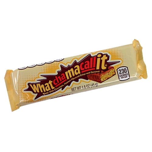Whatchamacallit American Chocolate Bar Retro Candy