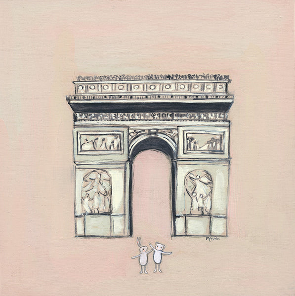 Arc De Triomphe | original