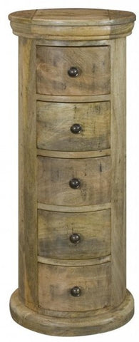Granary Royale Slim 5 Drawer Drum Chest