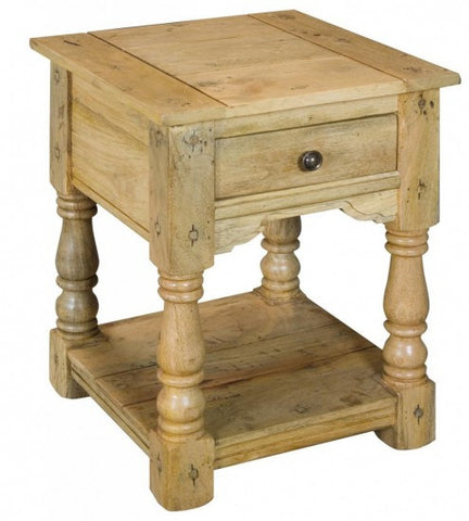 Granary Royale Lamp Table