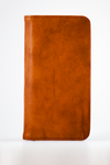 TAN LEATHER FOLIO for iPhone 7 Plus / iPhone 8 Plus