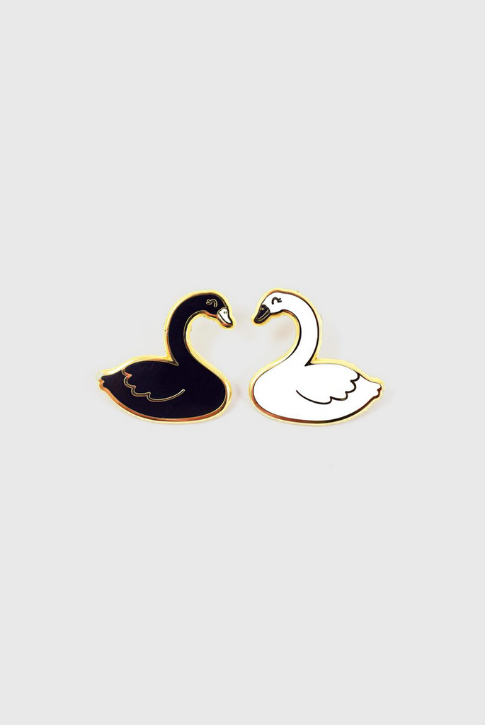 Found Your Mate Enamel Pin Card