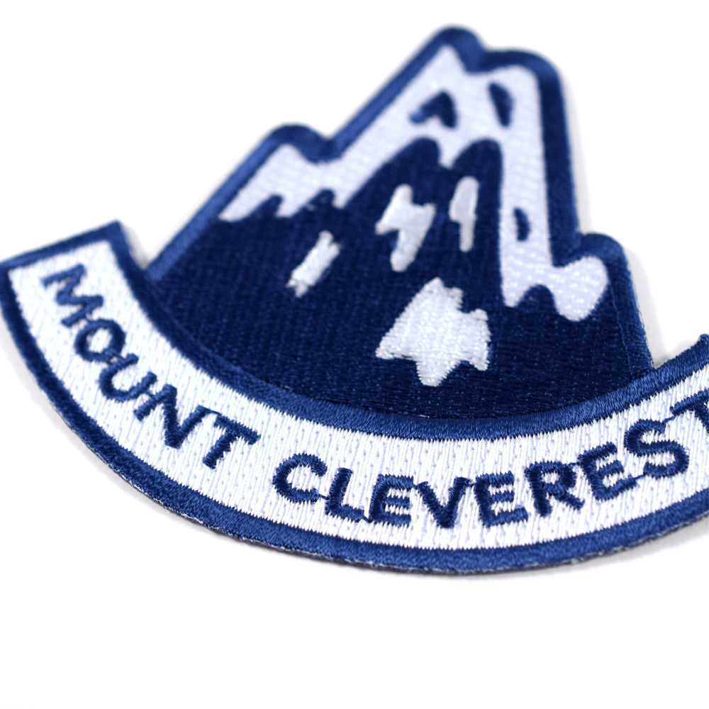 Mount Cleverest Patch by Siobhan Gallagher