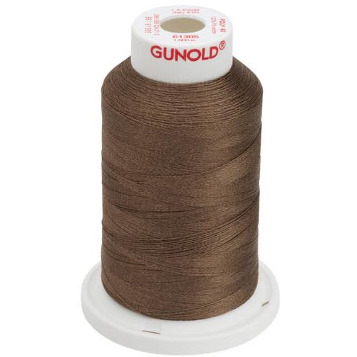 Gunold Embroidery Thread - POLY 40 - 61385