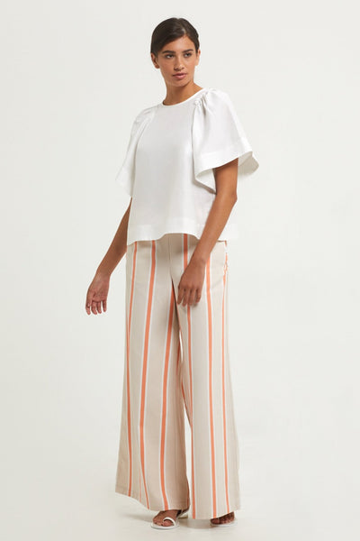 CARTER BUTTON SIDE PANT
