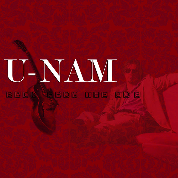 U-Nam - Back From The 80's - (SJS Exclusive)