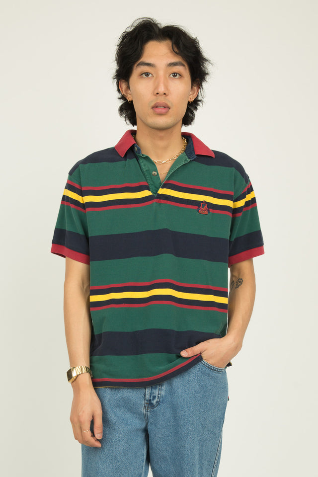 Nevada Striped Polo