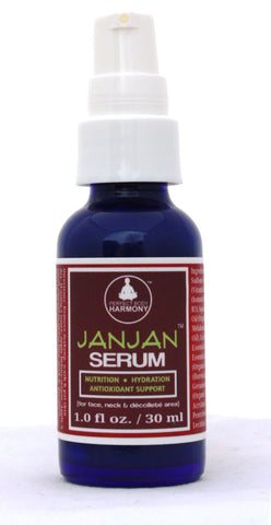 JanJan Anti-Aging Super Serum For Face, Eyes, Neck & Decollete w/ Retinol
