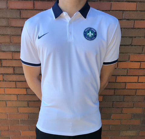 STLFC Official Nike Travel Polo