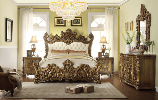 4 Piece Traditional HD-8008 Bedroom Set
