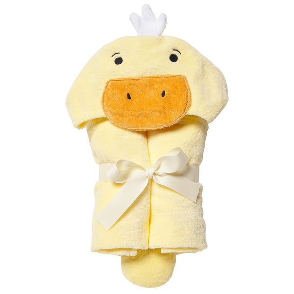 Baby Bath Wrap- Duck - All She Wrote