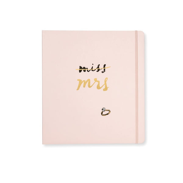 Kate Spade Miss to Mrs Bridal Planner