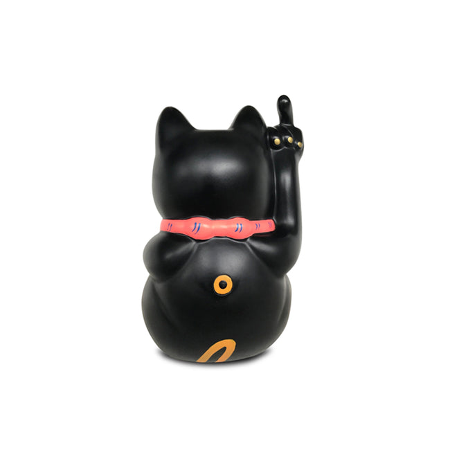 'POP! Angry Cat'- Small, Black