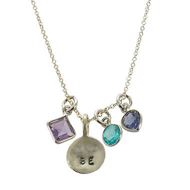 b.u. Be Here Now Necklace