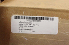 Load image into Gallery viewer, CAT Tube Assembly, P/N 252-7714, NSN 4720-01-600-3886, New!