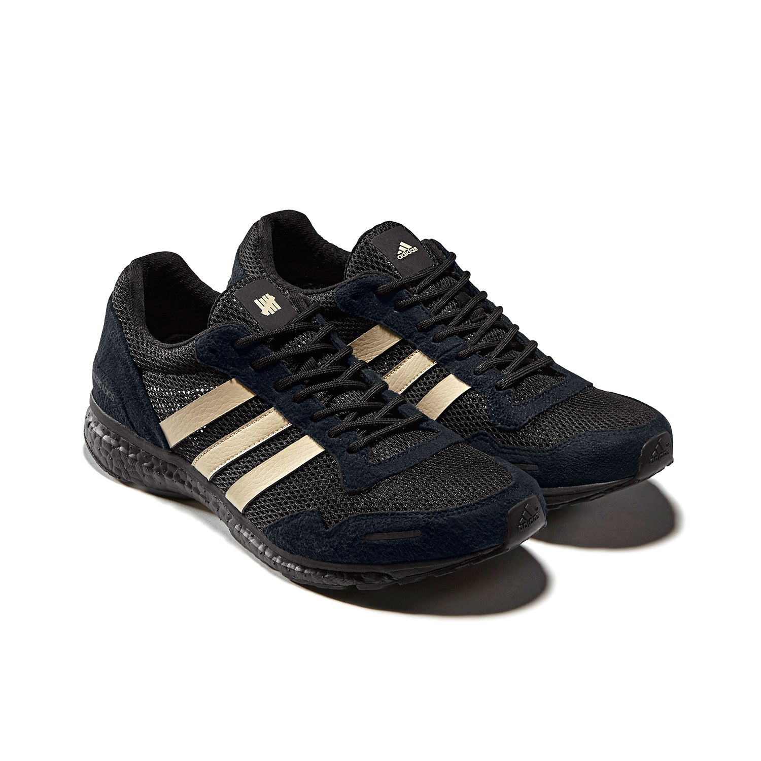ADIZERO ADIOS UNDEFEATED BLACK