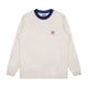 L/S POCKET T-SHIRT / WHITE / S
