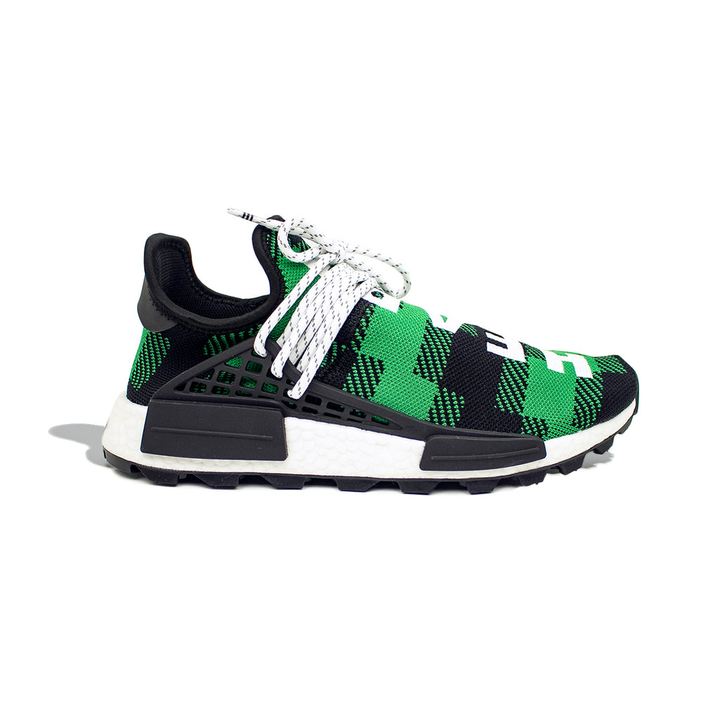 BILLIONAIRE BOYS CLUB HU NMD PLAID GREEN