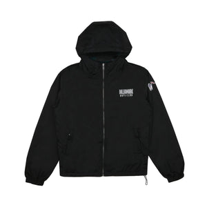 REVERSIBLE HOODED JACKET