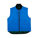 REVERSIBLE PADDED WORK VEST