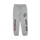 ROCKET RIOT SWEATPANTS / HEATHER GREY / S