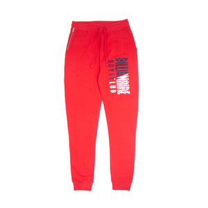 SPLIT SWEATPANT