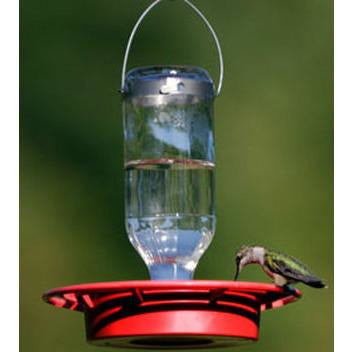 Image of Best One 8 Ounce Hummingbird Feeder