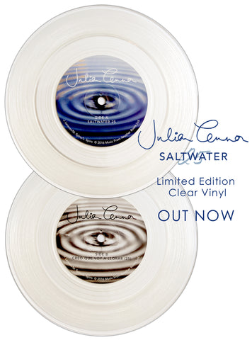 Saltwater 25 Limited Edition Clear Vinyl