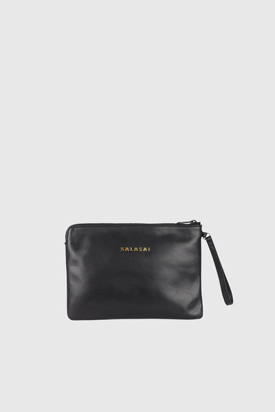 Girls Clutch - Black