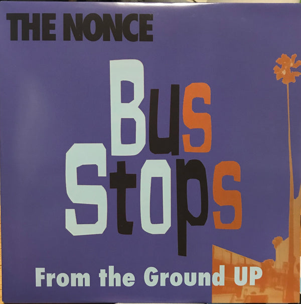 "Bus Stops b/w From The Ground Up (New 7"")"