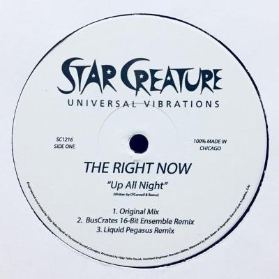 "Up All Night b/w If It Was You (New 12"")"