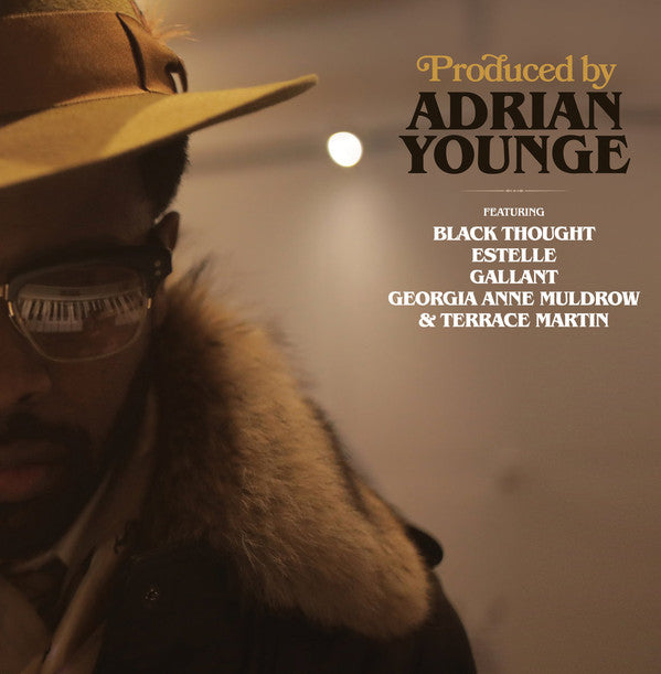 Produced By Adrian Younge (New LP)