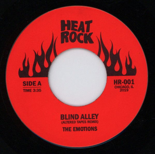 "Blind Alley / Ain't No Half Steppin' (New 7"")"