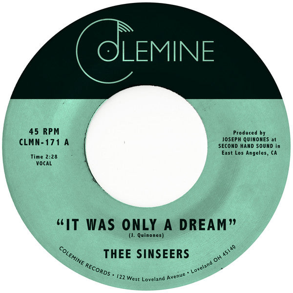 "It Was Only a Dream (New 7"")"