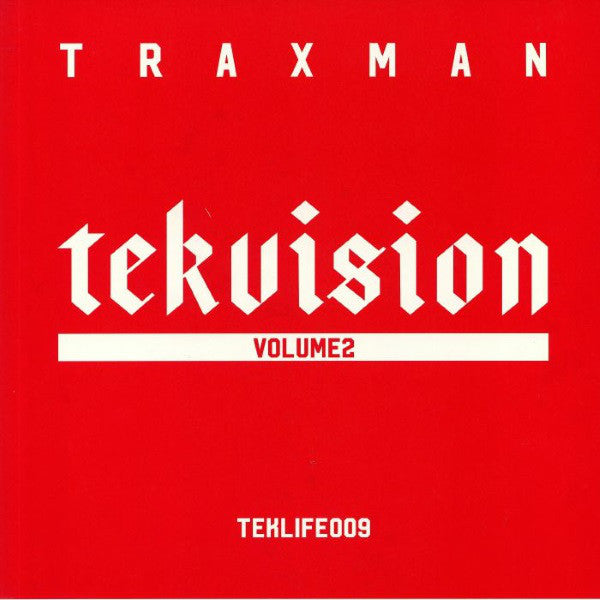 Tekvision Volume 2 (New LP)