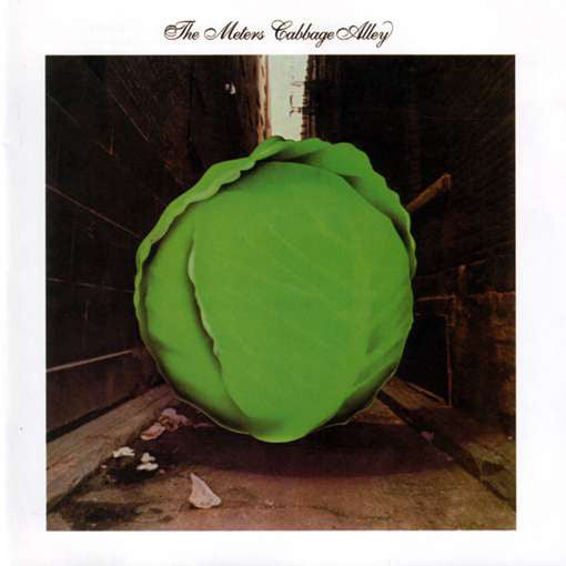 Cabbage Alley (New LP)