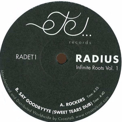 "Infinite Roots Vol. 1 (New 7"")"
