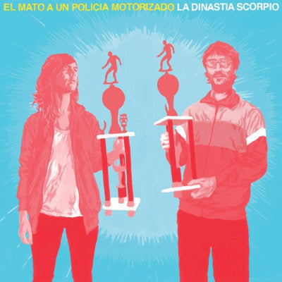La Dinastía Scorpio (New LP + Download)