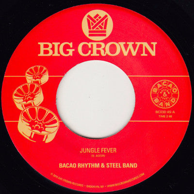 "Jungle Fever (New 7"")"