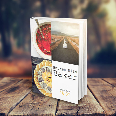 Burren Wild Baker Cookbook