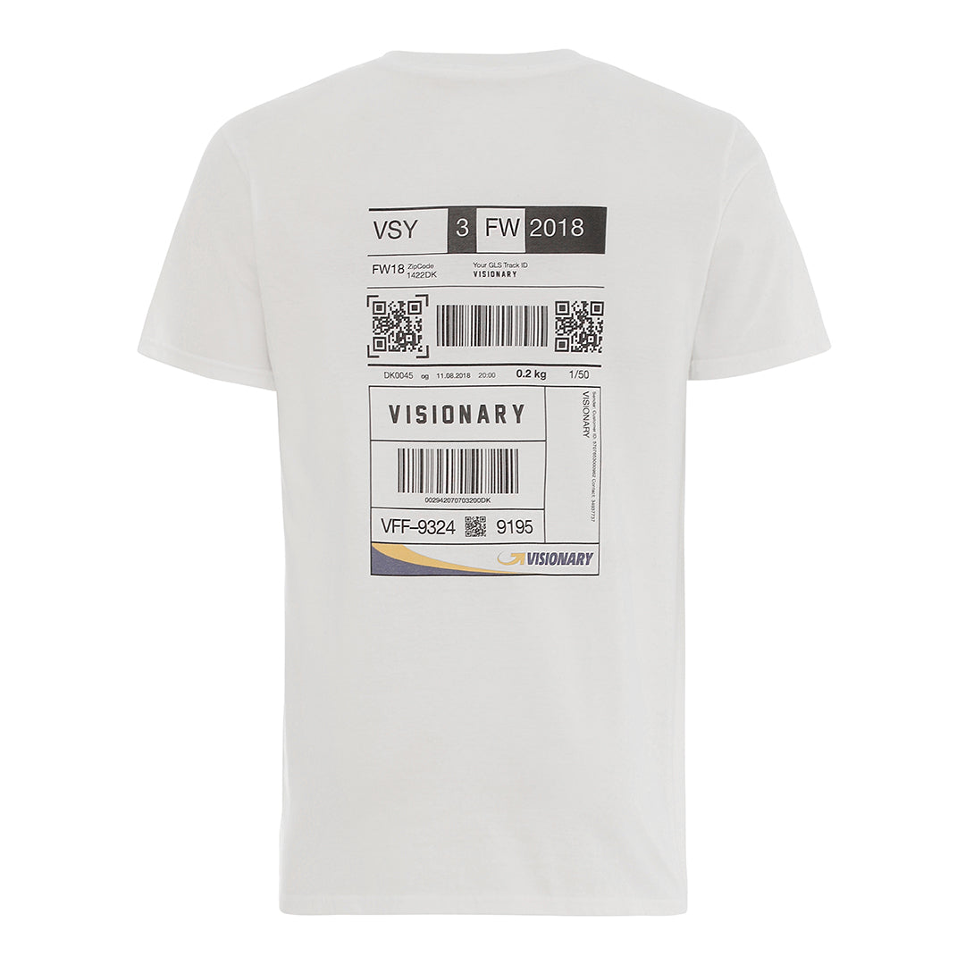CareLabel© Tee - White
