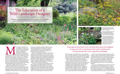 Wild Seed Magazine Volume III: The Education of a Wild Landscape Designer