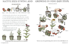 Wild Seed Magazine Volume III: Native Seed Sowing and Growing