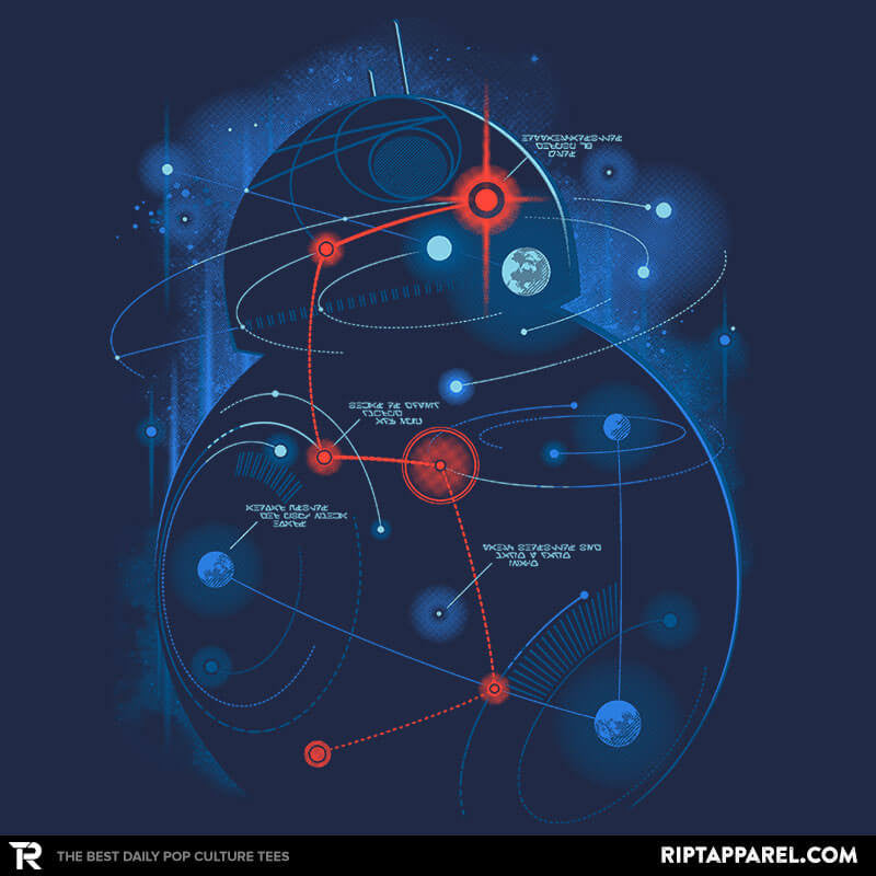 Charting the Way - Collection Image - RIPT Apparel