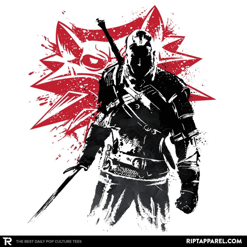 The Witcher Sumi-E - Sumi Ink Wars - RIPT Apparel