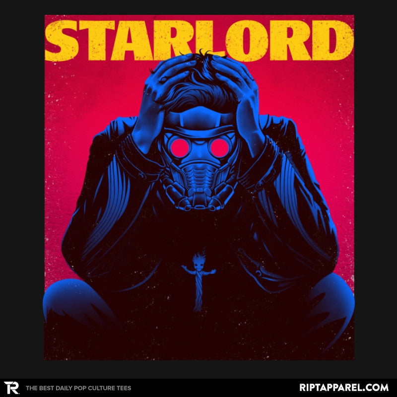 I'm A Star Lord - Record Collector - Collection Image - RIPT Apparel